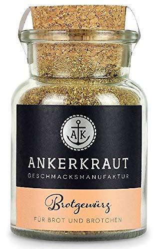 Ankerkraut Brotgewürz 'Hamburg', 85g im Korkenglas