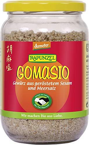 Rapunzel Bio Gomasio, Sesam und Meersalz HIH (2 x 250 gr)