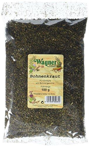 Wagner Gewürze Bohnenkraut, 5er Pack (5 x 100 g)