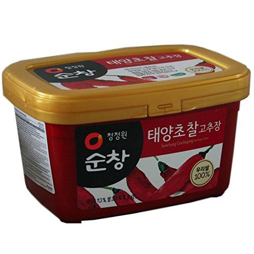 Sunchang Gochujang (hot pepper bean paste) - 1KG - Medium Heat