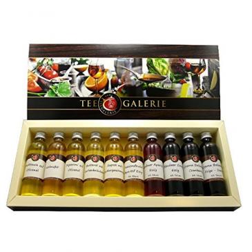 Gourmet Geschenkset Essig und Öl